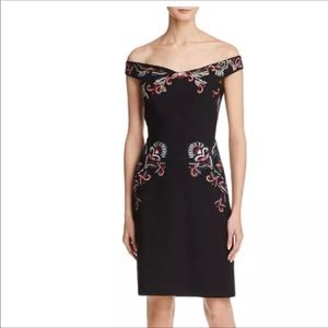 Parker embroidered dress